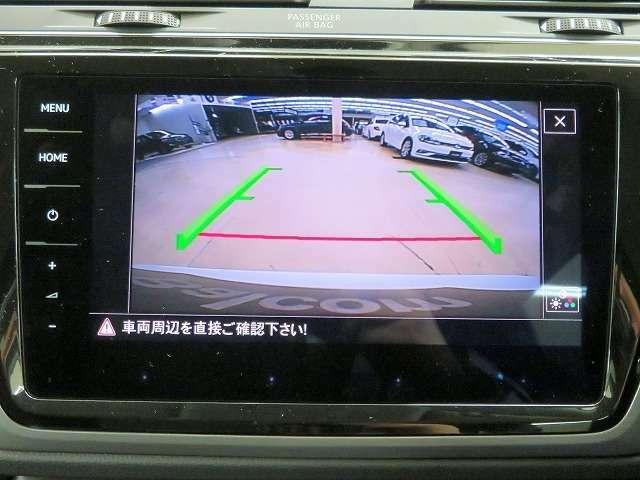 ■駐車するときにバックモニターを見ながら安心して駐車することが出来ます!