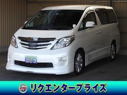 トヨタ アルファード 3.5 350S スマートキー/ナビ/Bカメ/TV/DVD再/ETC/HID