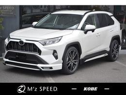 トヨタ RAV4 2.0 X フォグランプ付 ZEUS新車コンプリートカー