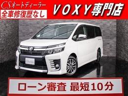 トヨタ ヴォクシー 2.0 ZS 後席モニター/パワースライドドア/LED