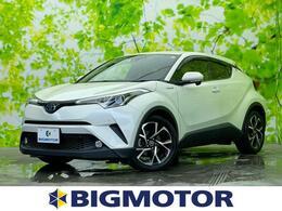 トヨタ C-HR ハイブリッド 1.8 G SDナビ/Bluetooth対応/フルセグTV