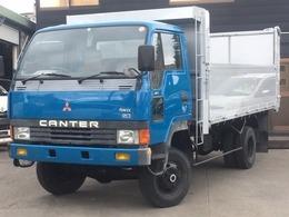 三菱ふそう キャンター ファームダンプ 4WD ディーゼル