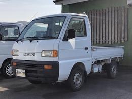 スズキ キャリイ 660 KU 3方開 4WD 5速マニュアル