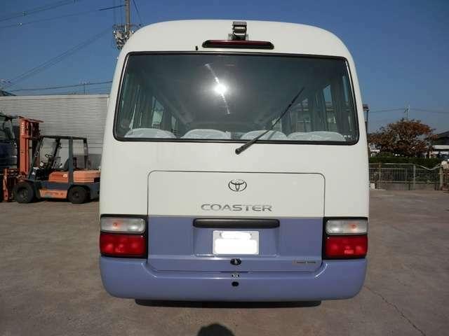 H17 トヨタ コースター マイクロバス 29人乗り 走行144000