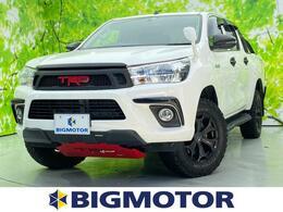 トヨタ ハイラックス 2.4 X ディーゼルターボ 4WD ナビ/4WD/Bluetooth接続/ETC