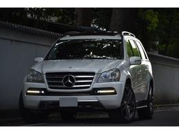 メルセデス・ベンツ GLクラス GL550 4マチック 4WD