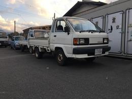 トヨタ ライトエーストラック 1.5 DX シングルジャストロー スチールデッキ 三方開
