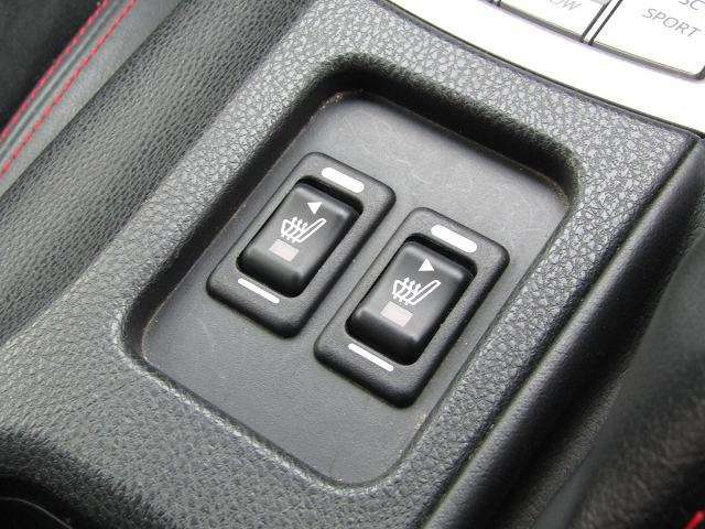 【シートヒーター】シートヒーターの一番のメリットは、エアコンとは違い「すぐに温まる」ことです。物にもよりますが約1分ほどで温まります。
