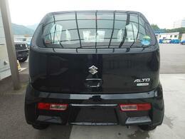 ブルーイッシュブラックの2WD、CVTです。