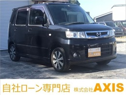マツダ AZ-ワゴン 660 カスタムスタイル X 純正14インチアルミ/スマートキー