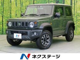 スズキ ジムニーシエラ 1.5 JC 4WD 登録済未使用車 4WD 衝突軽減装