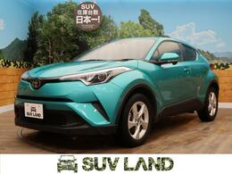 トヨタ C-HR 1.2 S-T 4WD 禁煙車 SDナビ バックカメラ 4WD