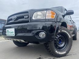 米国トヨタ タンドラ ダブルキャブ ロング SR5 4.7 V8 4WD LTD 17inマッドT BIG-Xナビ Bカメラ 買取