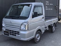 スズキ キャリイ 660 KCエアコン・パワステ 3方開 4WD 1オーナー