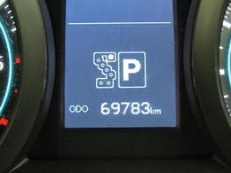 走行距離はおよそ70,000kmです。