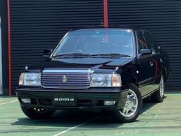 トヨタ クラウンセダン 2.0 マイルドハイブリッド スーパーデラックス 元市役所公用車 ワンオーナー ドアミラー