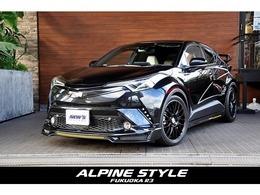 トヨタ C-HR ハイブリッド 1.8 G ALPINE STYLEエアロ