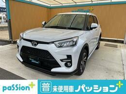 トヨタ ライズ 1.0 Z 新車未登録 ディスプレイオーディオ 全方位