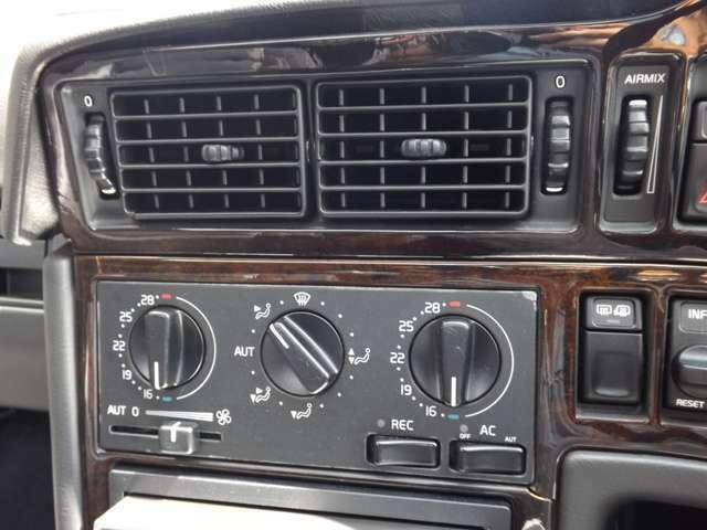 ★オートエアコン搭載でいつでも快適な車内空間を演出します♪