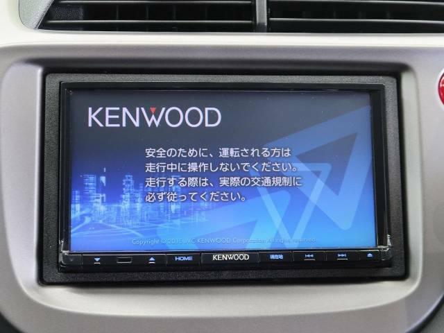 【社外SDナビ】ナビゲーション機能はもちろん、多彩なメディアをお使いいただけます。地デジTV、Bluetooth接続、CD・DVD再生も可能!