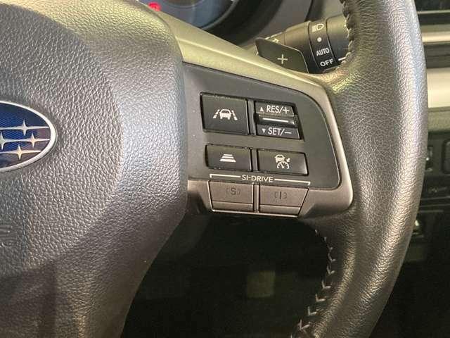 【 アダプティブクルーズコントロール 】設定した車速内で自動で加減速♪先行車との車間距離を適切に維持した追従走行が可能です♪