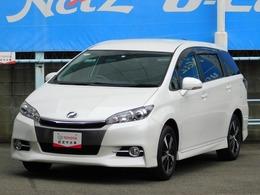 トヨタ ウィッシュ 1.8 S SDナビ・ETC・スマートキー・HID
