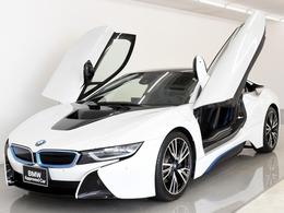 BMW i8 ベースモデル 本革 HALO HUD H/Kスピーカー LED OP20AW