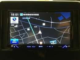 ☆社外メモリナビ 型式:NX505 (ラジオ/CD/DVD/Bluetooth/iPod/フルセグテレビ)