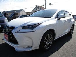 レクサス NX 200t Iパッケージ ローダウン ・ エアロ付