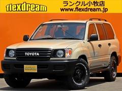 トヨタ ランドクルーザー100 の中古車 VX-LTD 愛知県小牧市 329.8万円