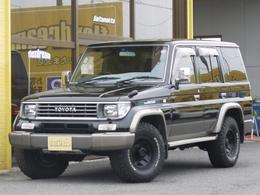 トヨタ ランドクルーザープラド 3.0 SXワイド ディーゼルターボ 4WD 純正ブラック