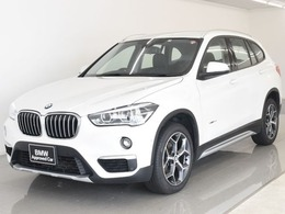 BMW X1 xドライブ 18d xライン 4WD コンフォートP Pアシスト オートT フルセグ
