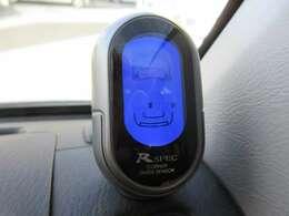 ☆前後コーナーセンサーソナーを装備で安全!☆危険を音声で教えてくれるフロントとリアのセンサー!