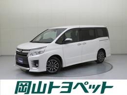 トヨタ ヴォクシー 2.0 ZS 煌 走行距離無制限・1年保証付