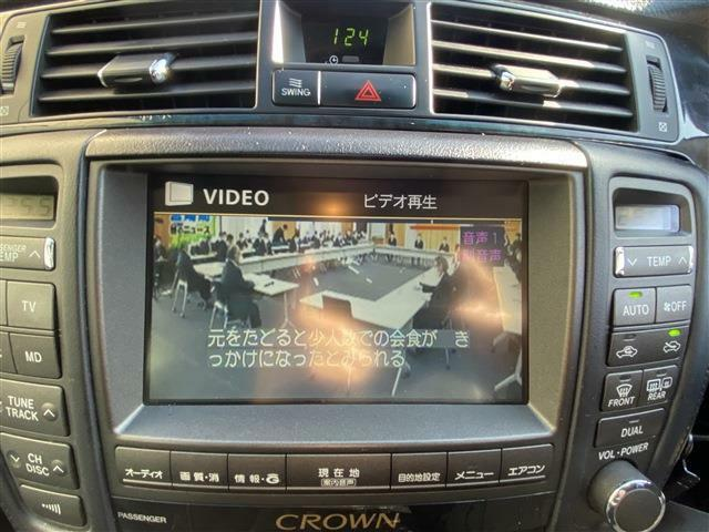 テレビも視聴可能!