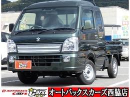 スズキ キャリイ 660 スーパーキャリイ X 3方開 4WD 届出済未使用車 クールカーキ 4WD 5MT