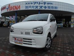 スズキ アルト 660 L スズキ セーフティ サポート装着車 CD付