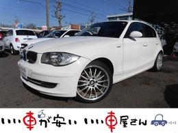 BMW 1シリーズ 116i Mスポーツパッケージ 禁煙 HDD フルセグ スマキー ETC 車検2年含