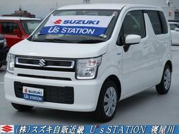 スズキ ワゴンR 660 ハイブリッド FX 試乗車アップ/キーレス/新車保証継承