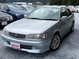 トヨタ カローラ 1.6 GT ユーザー買取車 車高調 6速MT