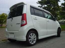 ■マツダ AZワゴン XSスペシャル 4WD