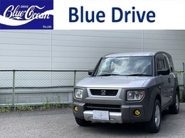 ホンダ エレメント 2.4 4WD 社外ナビ・フルセグ・bluetooth・ETC・