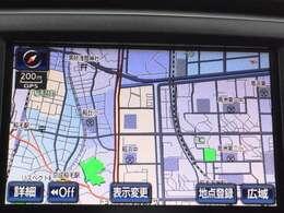 【純正HDDナビ】 知らない土地のドライブも安心!CD、DVD、TVも楽しめます♪