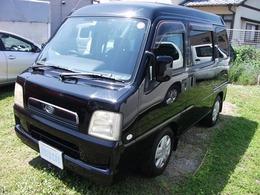 スバル サンバーディアスワゴン 660 4WD