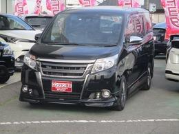 トヨタ エスクァイア 1.8 ハイブリッド Gi ブラックテーラード TRDエアロ