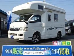 トヨタ ハイエース ファーストカスタム CG500 カルド2 FF