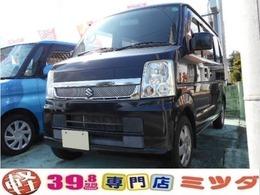 スズキ エブリイワゴン 660 JPターボ ナビ/フルセグ 1ヶ月/走行無制限保証付
