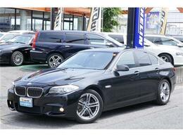 BMW 5シリーズ 528i ハイライン  Mスポバンパー18AW  フルセグ