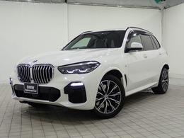 BMW X5 xドライブ 35d Mスポーツ 4WD パノラマガラスサンルーフ コンフォート
