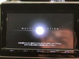 【純正9型ナビ】フルセグ、Bluetooth、DVDが使えて機能が充実しています!!
